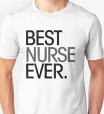 Best nurse ever Unisex T-Shirt