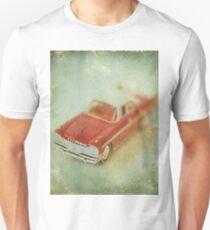 Vintage Cherry Red Chrysler De Soto Unisex T-Shirt