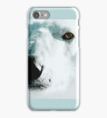 Face cold facts iPhone Case/Skin