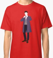 The Eleventh Doctor - Doctor Who - Matt Smith Classic T-Shirt
