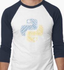 Python Programmer & Developer T-shirt & Hoodie NEW Men's Baseball ¾ T-Shirt