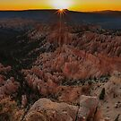 Bryce Point Sunrise by Owed To Nature