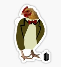 Chicken Eleventh Sticker