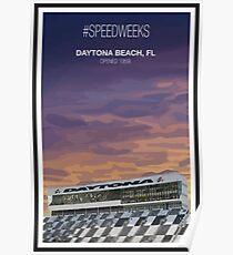 #Speedweeks Poster