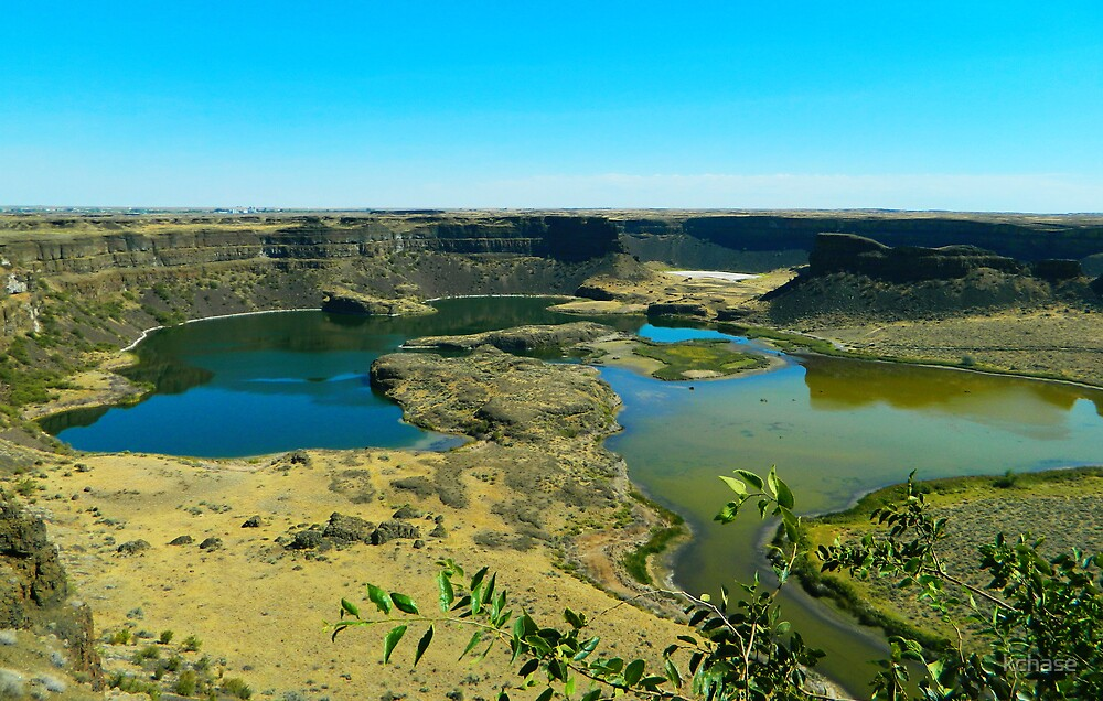 Dry Falls by kchase