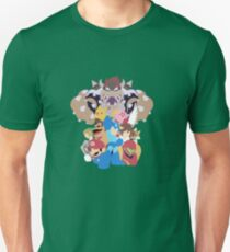 Nintendo Collage  T-Shirt