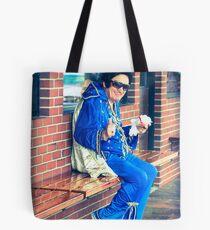 Elvis Lives Tote Bag
