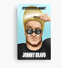Heeeeere's Johnny!! Canvas Print