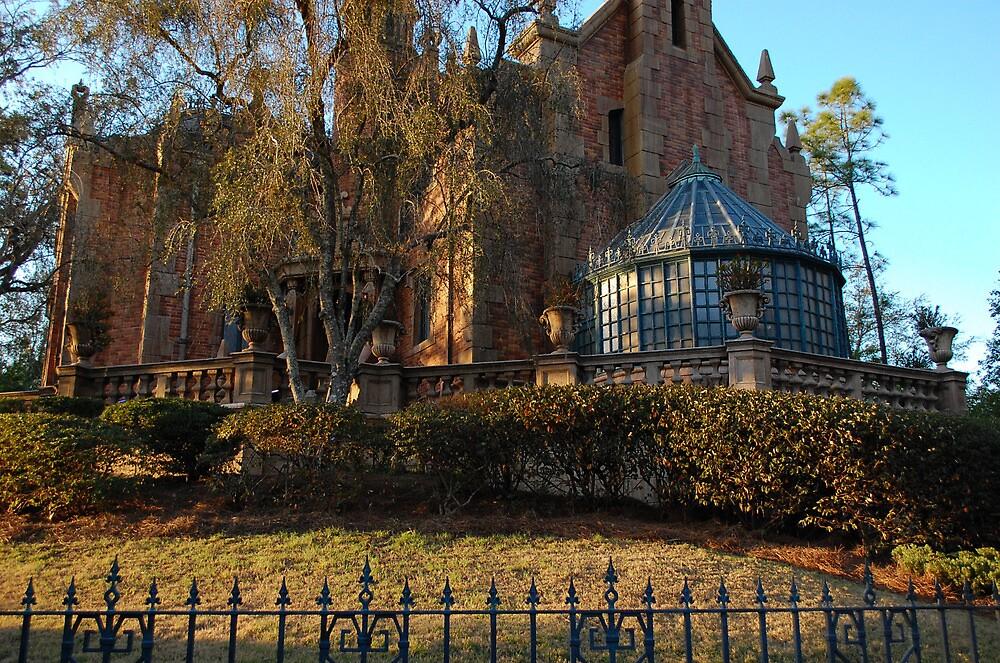 Haunted Mansion by CrazyAmazing
