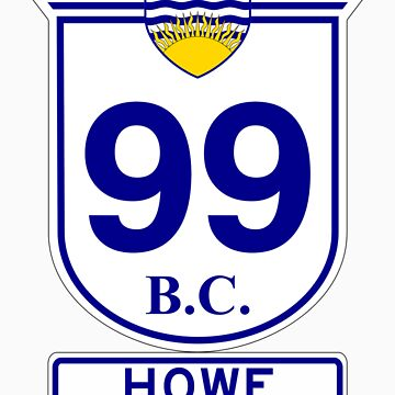 BC 99 - Howe Sound by NewNomads
