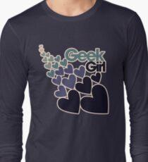 Geek girl Long Sleeve T-Shirt