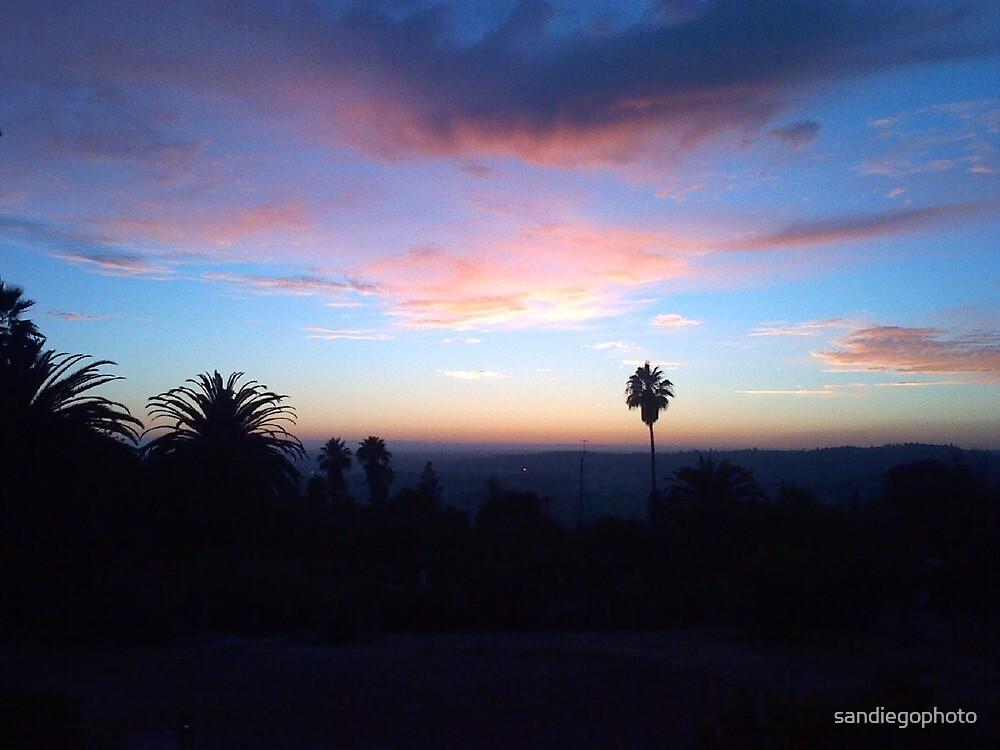 Sunset 1 by sandiegophoto