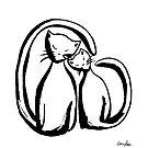 Kitty Kat Luv by Leni Kae