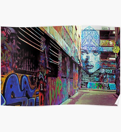 Alleyway 2 Poster