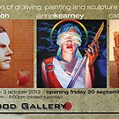 Go figure Exhibition Invite all welcome... by Janne Kearney