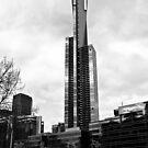 Eureka Tower, Melbourne by Helen Barnett