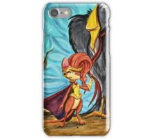 Valkyrie of NIMH iPhone Case/Skin