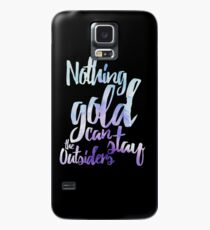 NOTHING GOLD Case/Skin for Samsung Galaxy