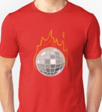 at the Disco Unisex T-Shirt