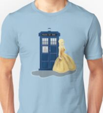 Madame De Pompadour Dr Who Unisex T-Shirt