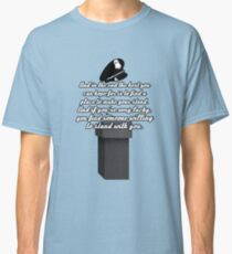 Kate Beckett stand with you Classic T-Shirt