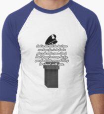 Kate Beckett stand with you Men's Baseball ¾ T-Shirt