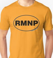 Rocky Mountains National Park, Colorado RMNP T-Shirt