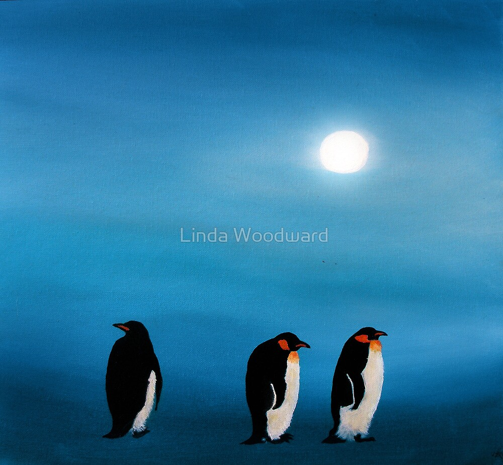 Pick-up-a-Penguin! by Linda Woodward