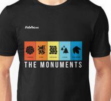 VeloVoices Monuments T-Shirt Unisex T-Shirt