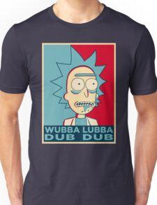 RICK SANCHEZ WUBBA LUBBA DUB DUB Unisex T-Shirt