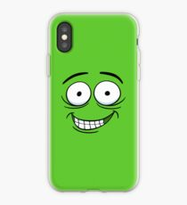 Crazy Grin iPhone Case