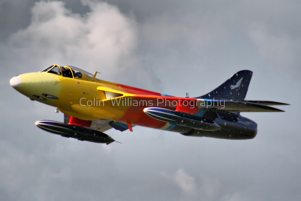 Miss Demeanour - Personal Super Sonic Transport - Dunsfold 2013 by Colin  Williams Photography