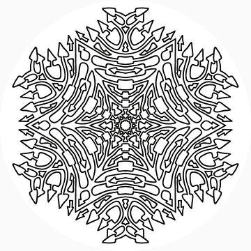Mandala 73 by mandala-jim