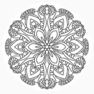 Mandala 100 by mandala-jim