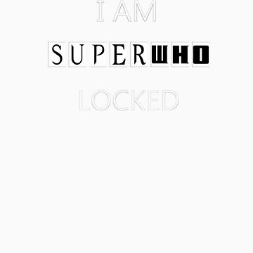 SuperWhoLocked by -DeadStar-