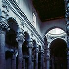 Nave Santa Croce Lecce 19840402 0011 by Fred Mitchell