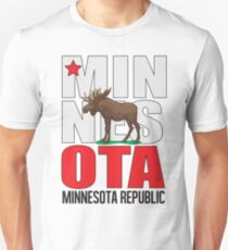 Minnesota Republic Twin Cities Edition Unisex T-Shirt