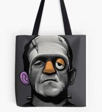 Mr Frankie Head Tote Bag