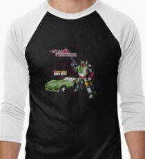 Boba Vette Men's Baseball ¾ T-Shirt
