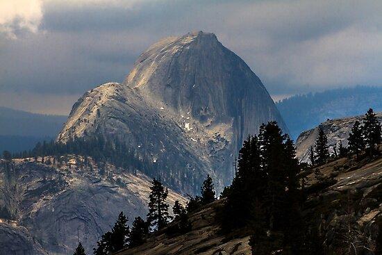 Half Dome Yosemite  by bengraham