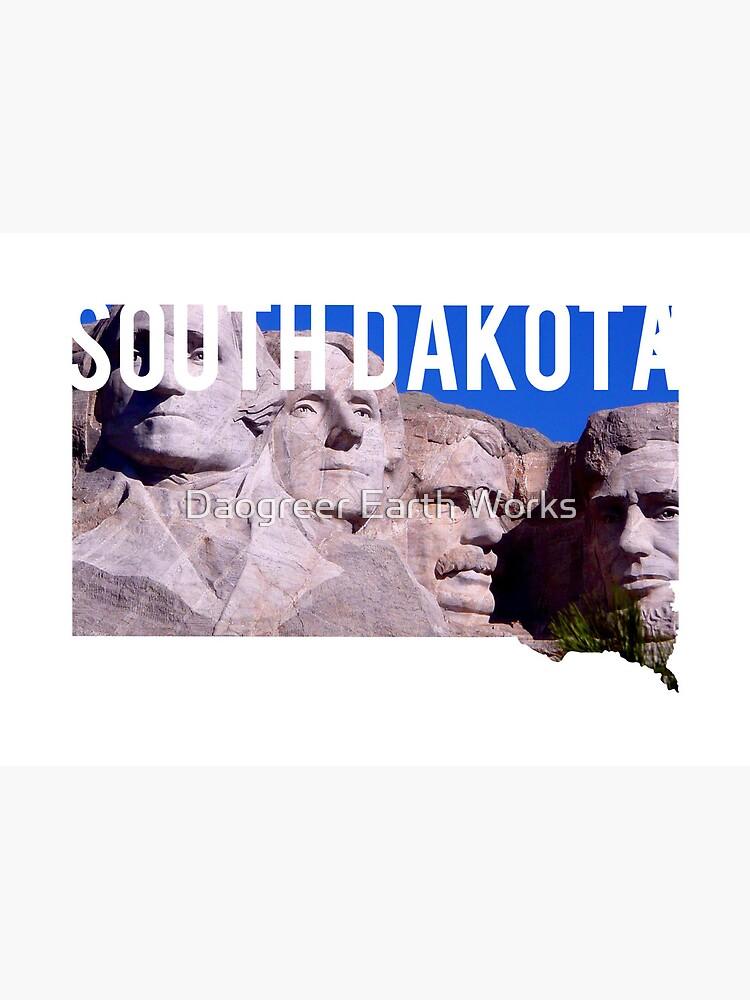 South Dakota - Mount Rushmore by DaogreerEarth