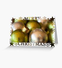 Merry Christmas Card (#CC102) Greeting Card