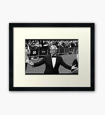 Michael Douglas Framed Print