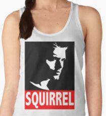 "Dean ""SQUIRREL"" Supernatural Women's Tank Top"