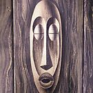 WALL OF TIKI  by Dale  Sizer