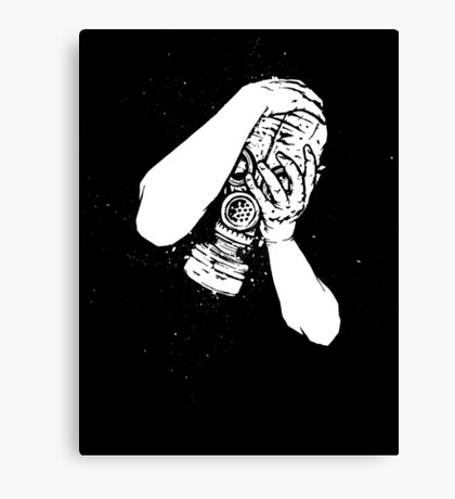 It's (Still) All Too Much (Sometimes) Canvas Print