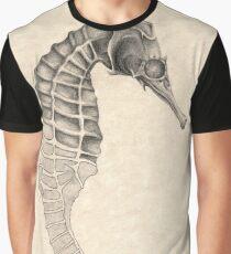 Seahorse Graphic T-Shirt