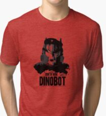 Dinobot - Code Of Hero Tri-blend T-Shirt