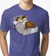 Not now Chewie Tri-blend T-Shirt