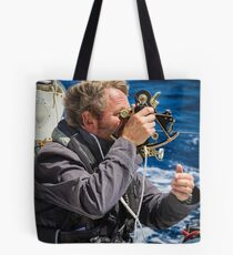 Sextant in colour Tote Bag